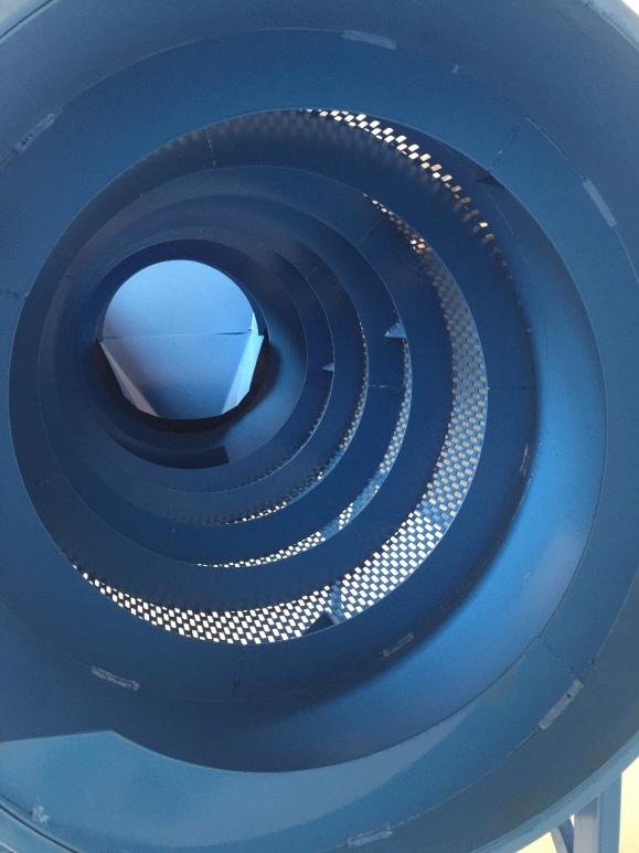diamètre 0,64m